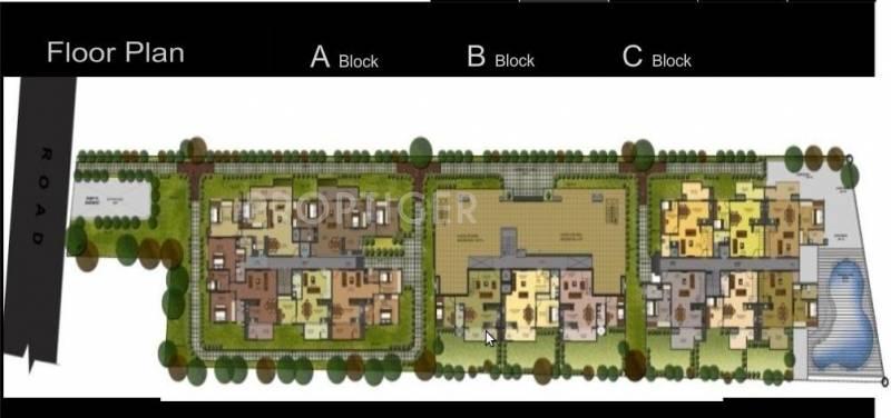 Essem 18 Le Terrace Layout Plan