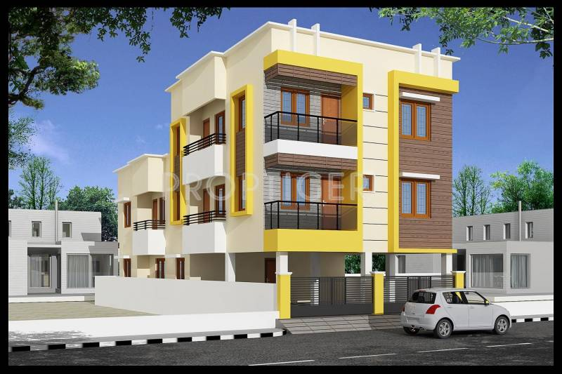 Images for Elevation of Shriram Srishti Apartments
