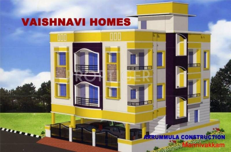 Images for Elevation of Arrummula Vaishnavi Homes