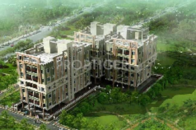 Images for Layout Plan of JPK Enclave Pvt Ltd Club Residenza