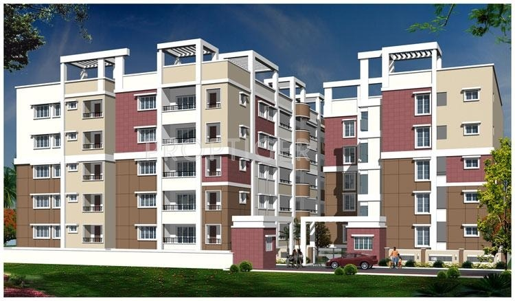 main elevation image of devansh constructions dev manor
