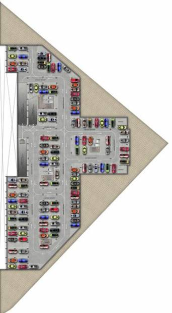 Images for Cluster Plan of Northstar Eden Garden