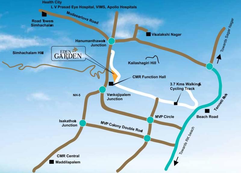 Images for Location Plan of Northstar Eden Garden