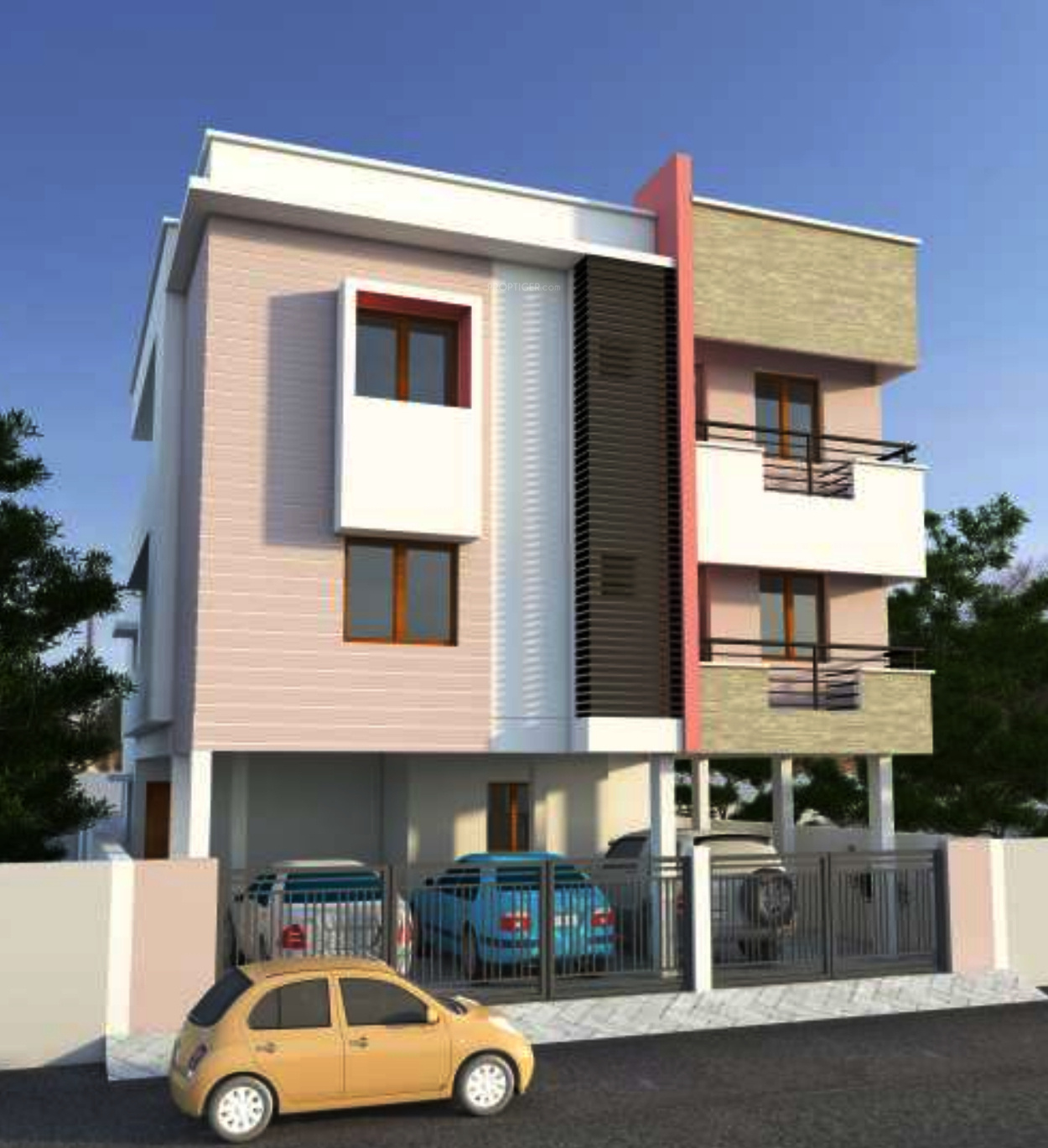 720 Sq Ft 2 Bhk Floor Plan Image Oyester Homes