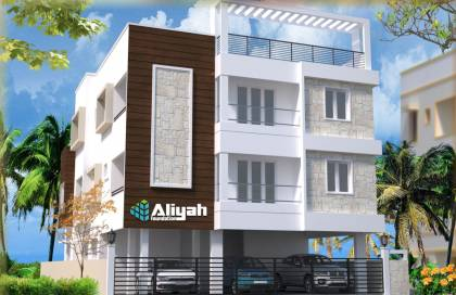 Images for Elevation of Aliyah Gardenia
