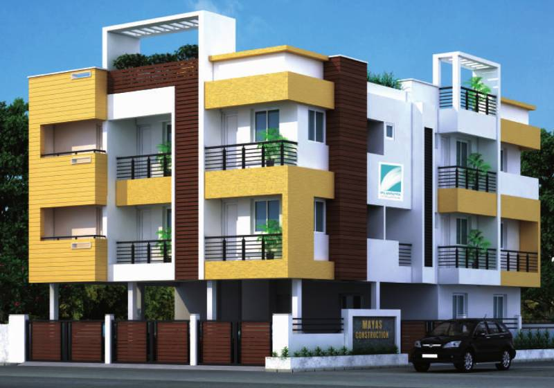 Images for Elevation of Mayas Construction Sri Anantha