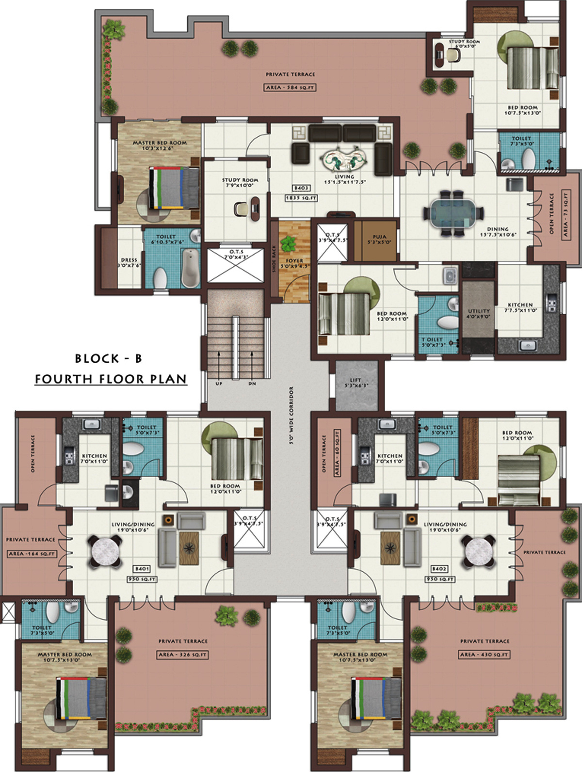 850 sq ft 2 bhk 2t apartment for sale in kcee properties for Sq 850