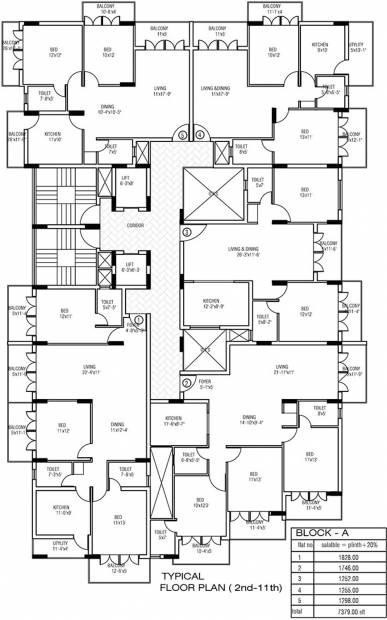 Images for Cluster Plan of Land Celena Heights