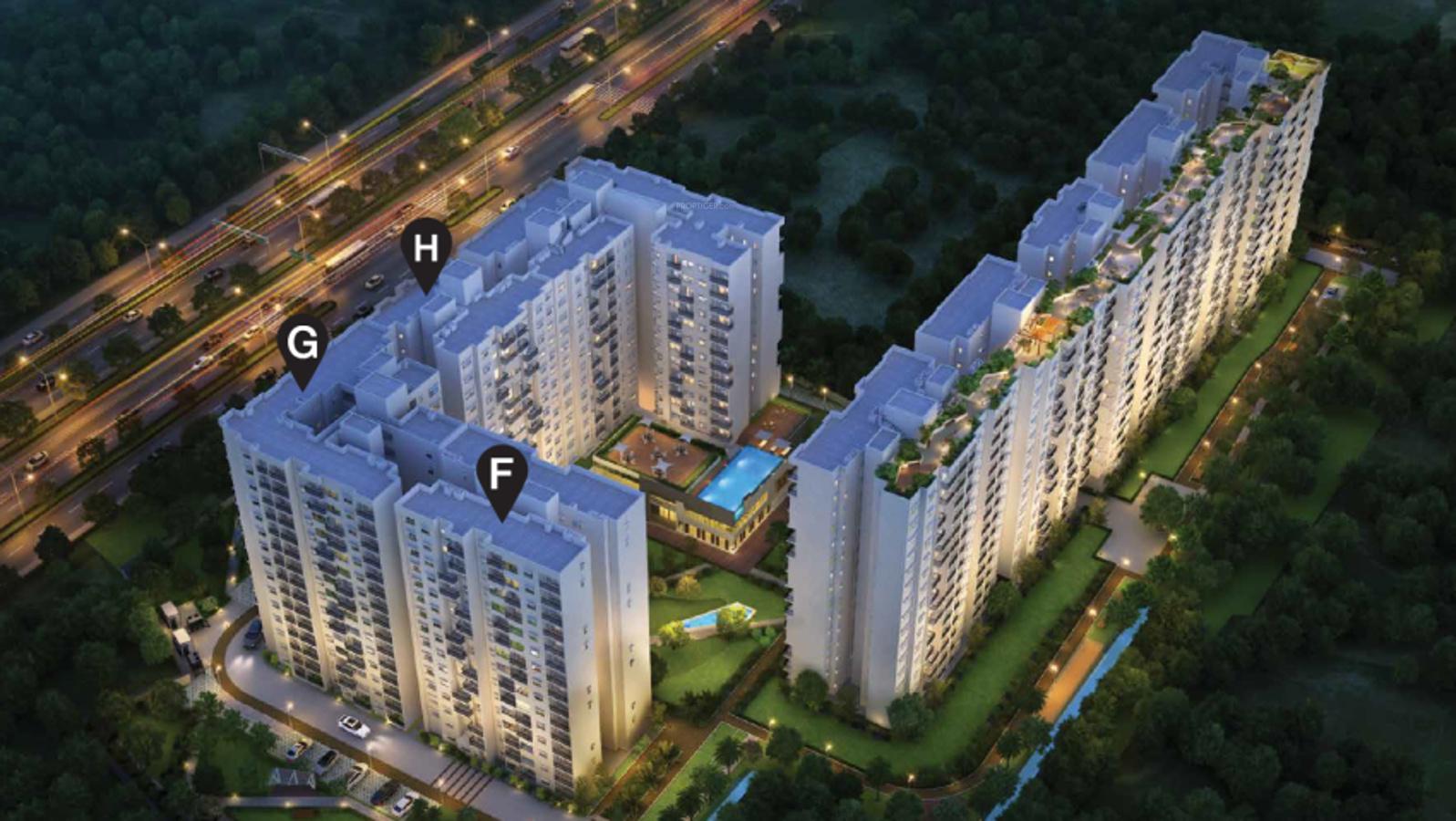 Godrej Avenues In Yelahanka Bangalore Price Location