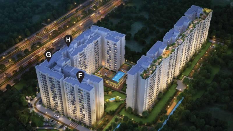 Images for Elevation of Godrej Avenues