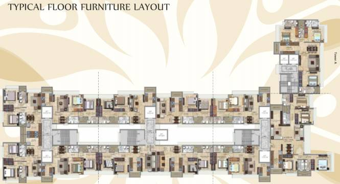 ananda-residency Ananda Residency Cluster Plan