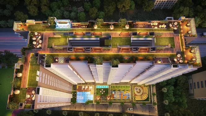 Images for Elevation of Paradigm Ananda Residency