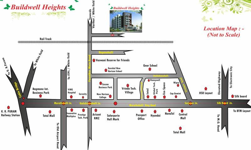 Images for Location Plan of Buildwell Heights