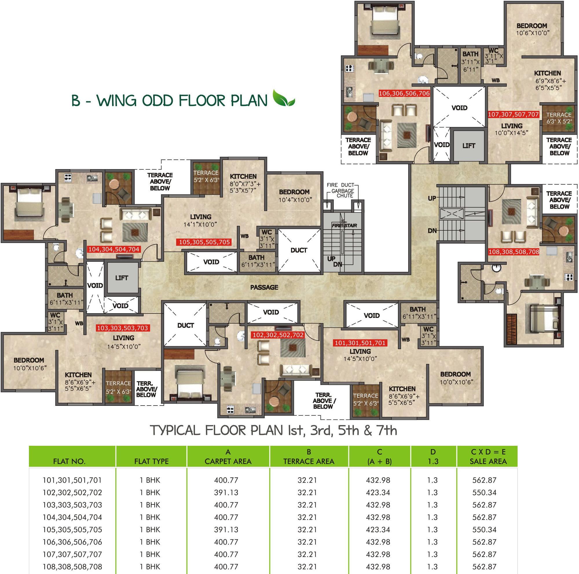 550 sq ft 1 bhk 1t apartment for sale in dr gavhane destination ankur alandi pune. Black Bedroom Furniture Sets. Home Design Ideas