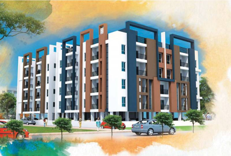 Images for Elevation of Ganguly 4Sight Cityhouse