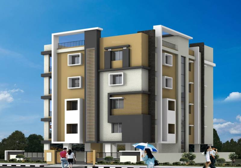 Images for Elevation of Sree Maruthi Developers And Constructions Arcade