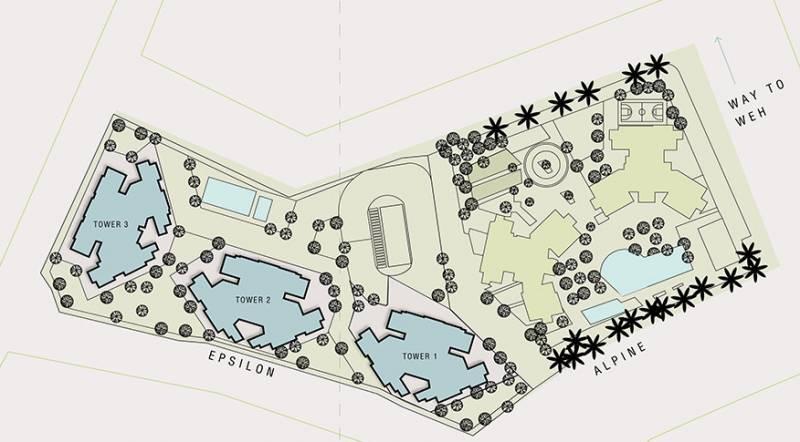 epsilon Images for Layout Plan of SD Epsilon