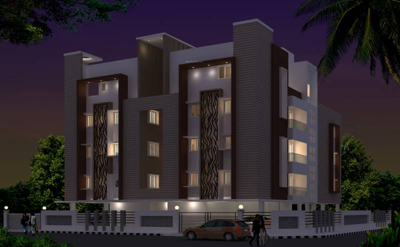 Images for Elevation of Brownstar Developers Rathnammal Apartments