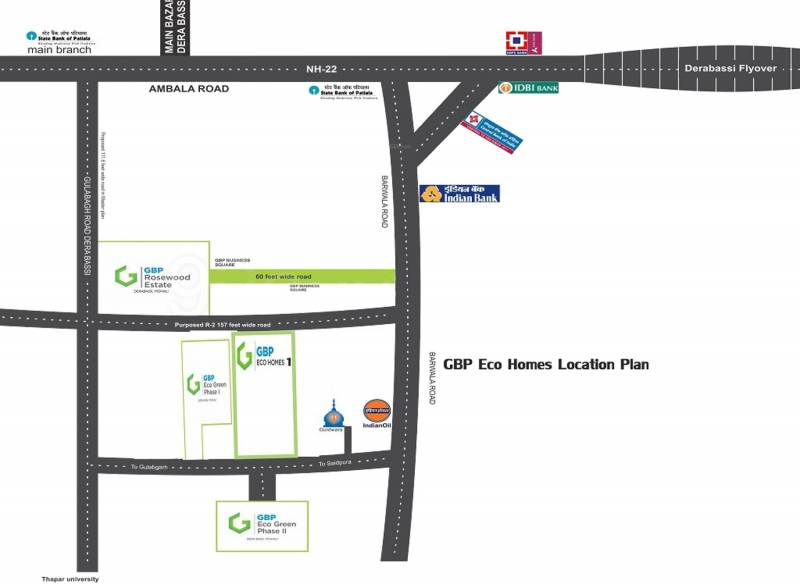 Images for Location Plan of GBP Eco Homes