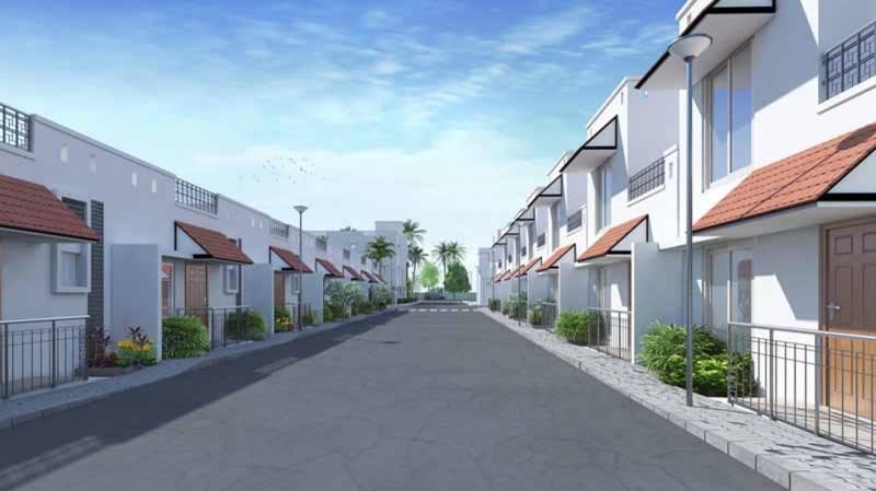Images for Elevation of Serene Hub Villas