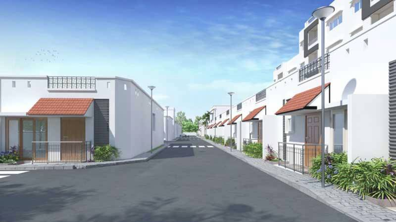 Images for Elevation of Serene Hub Villas