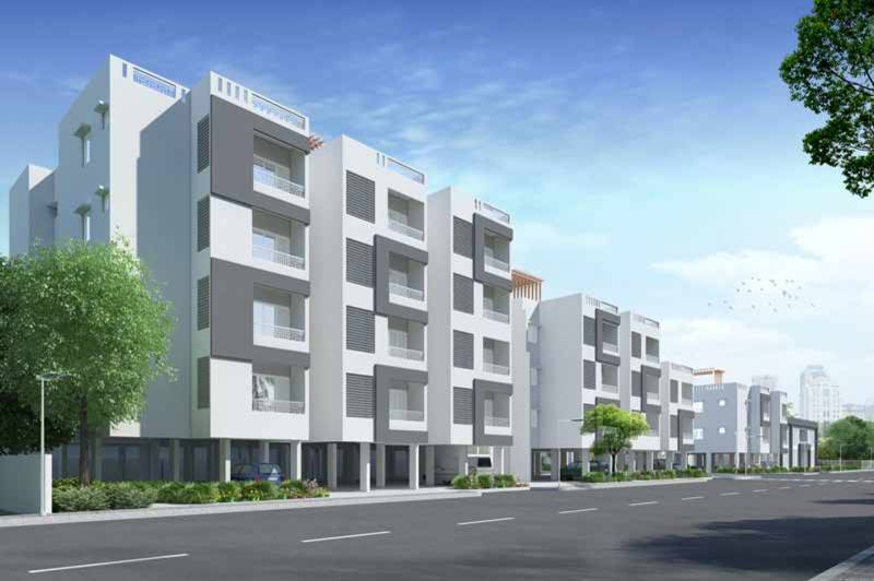 Images for Elevation of Serene Hub Apartments