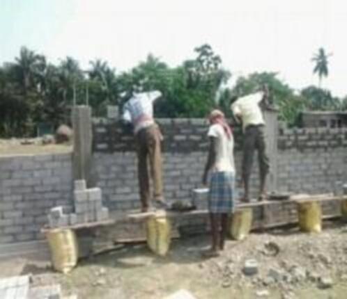 Images for Construction Status of Vriddhi Fresco Palm City Villas