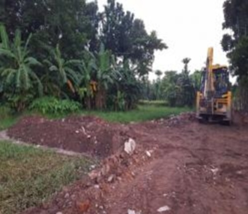Images for Construction Status of Vriddhi Fresco Palm City Villas