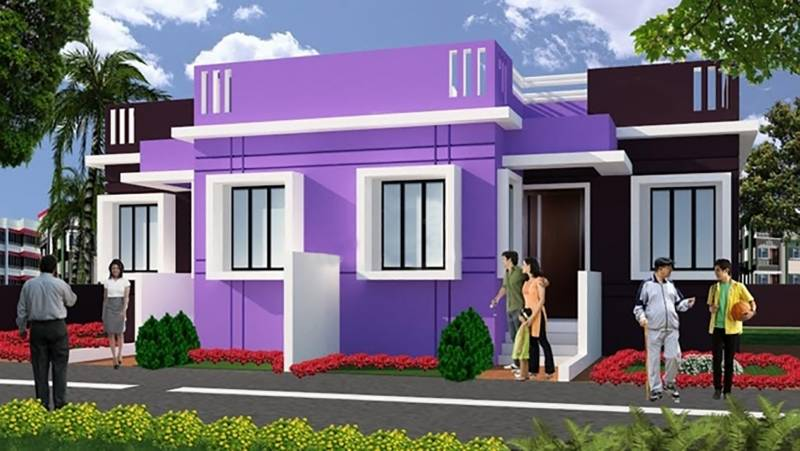 Images for Elevation of Vriddhi Fresco Palm City Villas