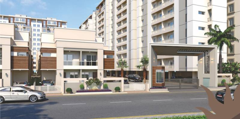 Images for Elevation of Shree Developers Avenue Apartment