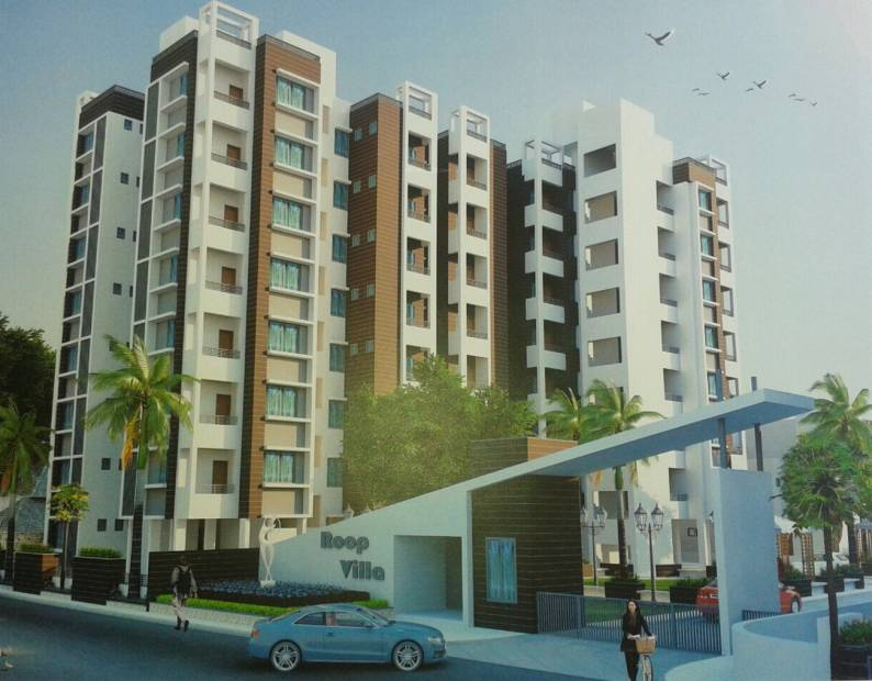 Images for Elevation of Charoliya Roop Apartments