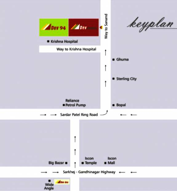 Images for Location Plan of Dev Group Exotica