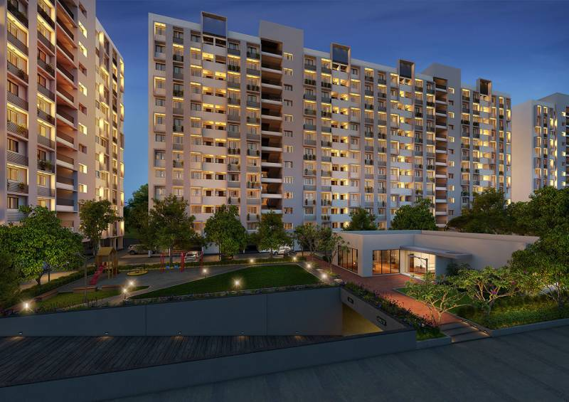 aakash-residency Images for Elevation of Goyal Aakash Residency