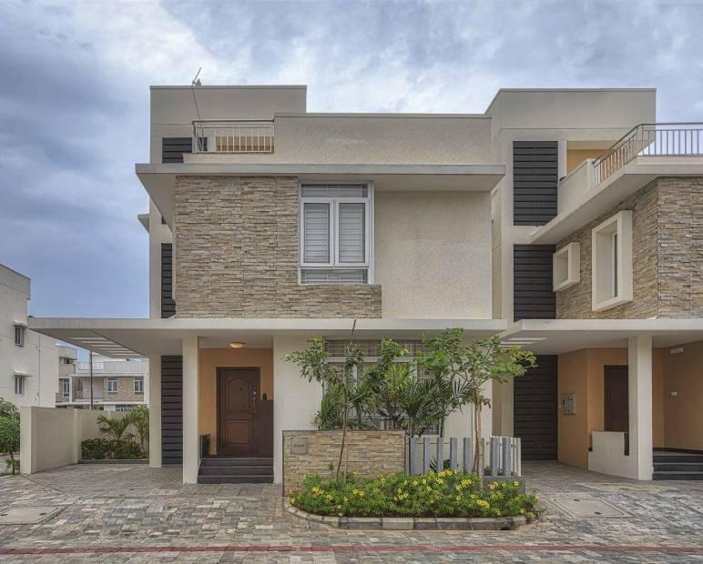 Images for Elevation of TVS Emerald GreenAcres Villas