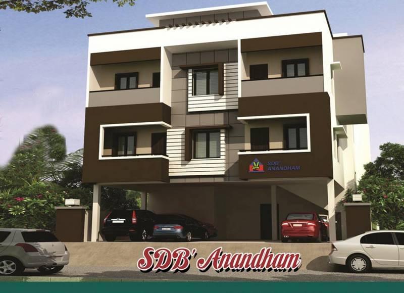 Images for Elevation of Sri Anandham