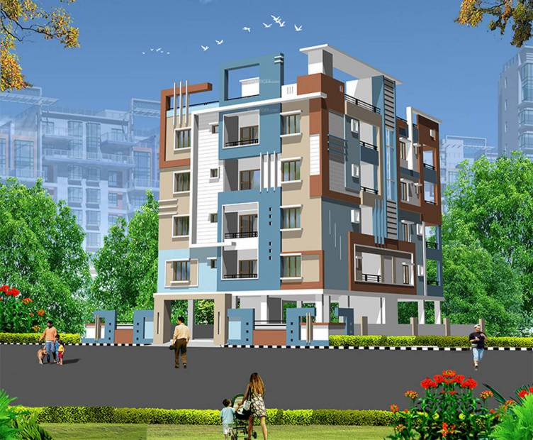 Images for Elevation of Lakshmi Crescent