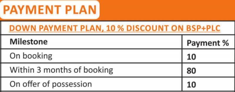 Images for Payment Plan of Shantiniketan Prakriti
