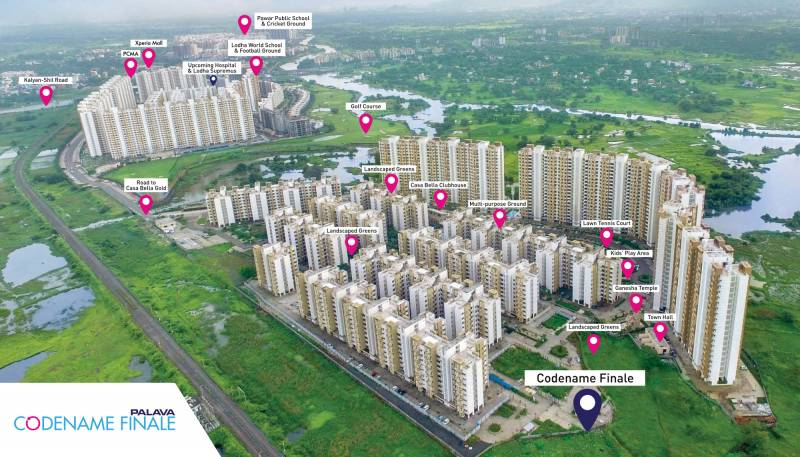 Images for Elevation of Lodha Codename Finale