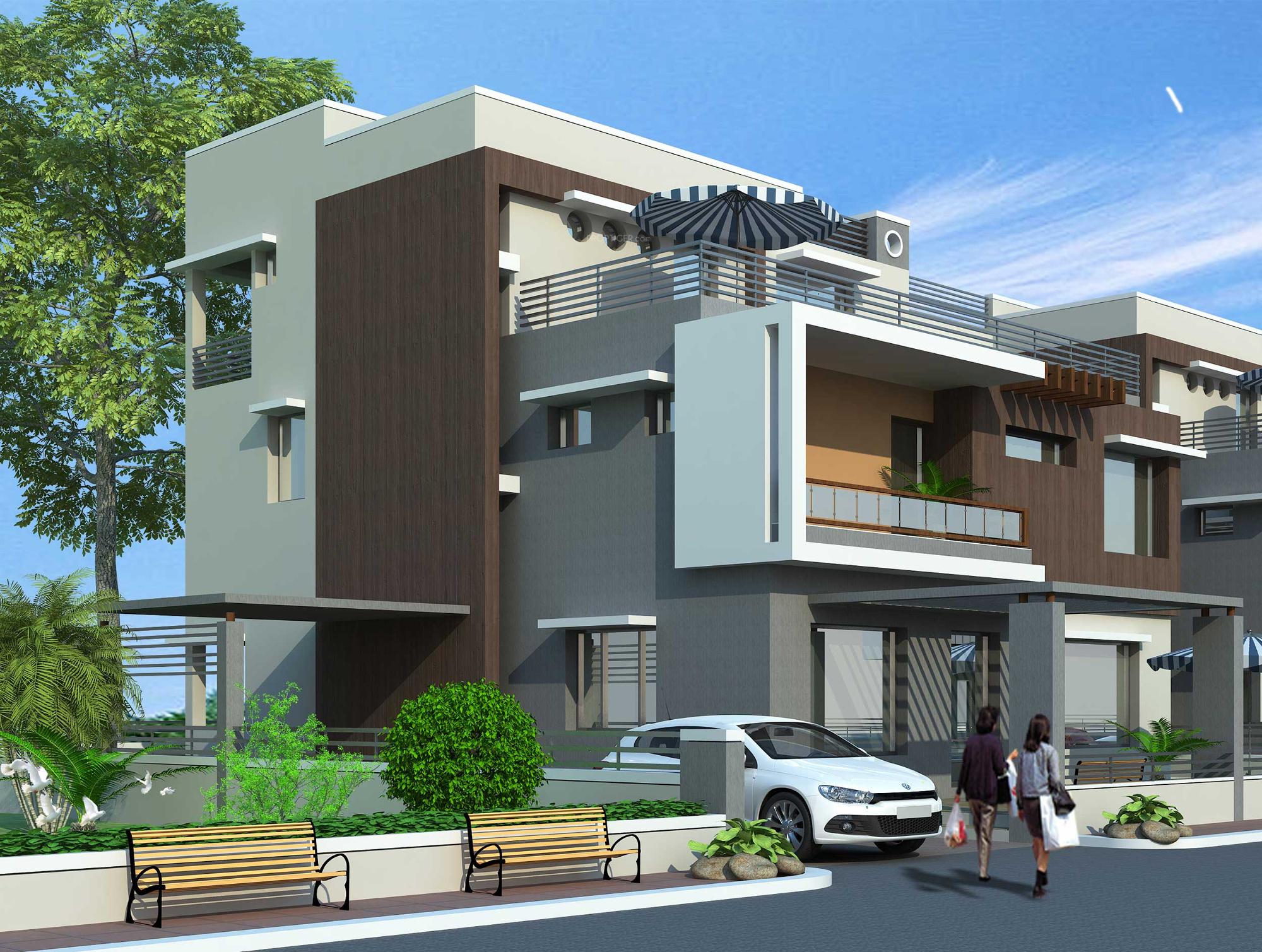 Signature Villa In Bopal Ahmedabad Price Location Map