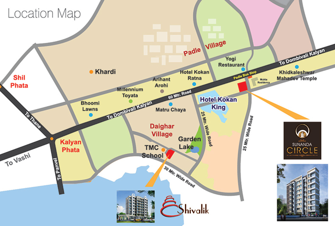 Rudis Shivalik in Sil Phata Mumbai Price Location Map Floor