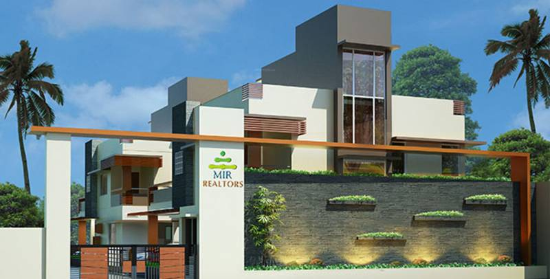 Images for Elevation of  Villas