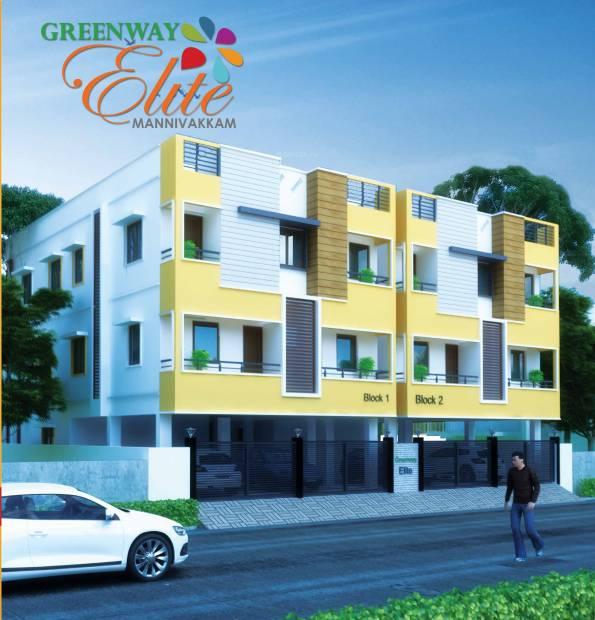 Images for Elevation of Greenway Elite