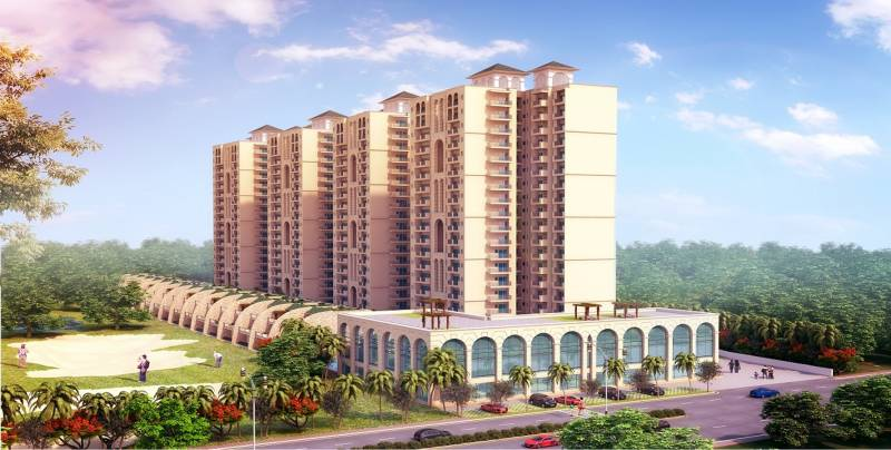 Images for Elevation of Antriksh Grand View