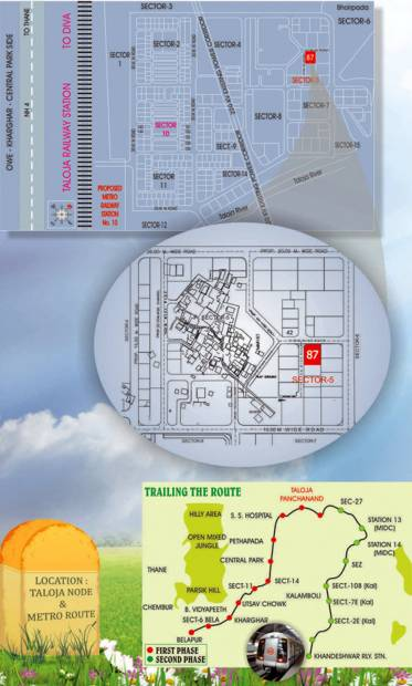 Images for Location Plan of Shree Sawan Avenue 2