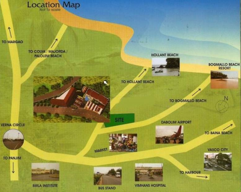 Images for Location Plan of Nirvana Dove Valley