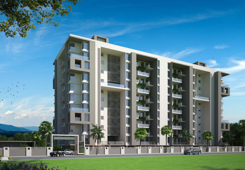 680 sq ft 1 bhk floor plan image maple feel bliss for 680 square feet house plan
