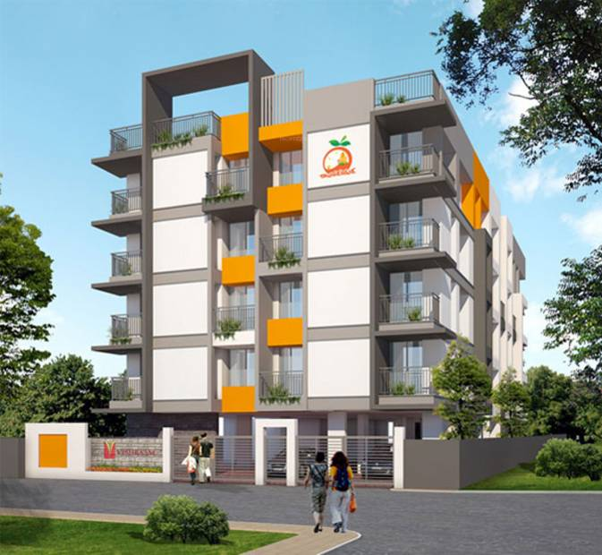 Images for Elevation of Vishraam Tangerine