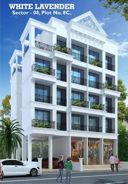 Images for Elevation of SPS Constructions White Lavender