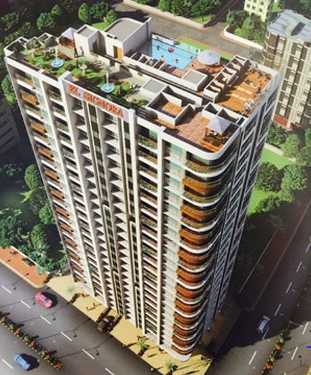 Paras El Signora In Andheri West Mumbai Price Location