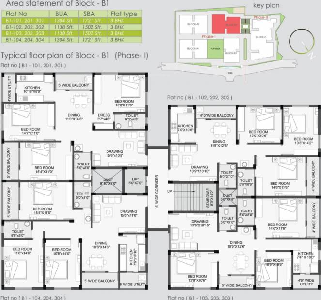 Images for Cluster Plan of SB Kokila Palace